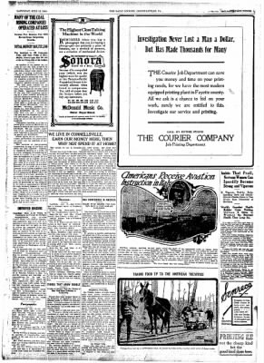 The Daily Courier from Connellsville, Pennsylvania on July 13, 1918 · Page 3