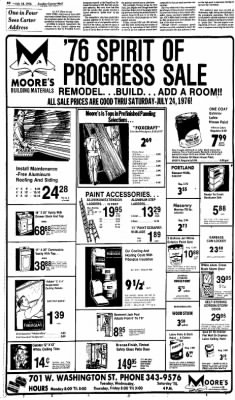 Sunday Gazette-Mail from Charleston, West Virginia on July 18, 1976 · Page 62