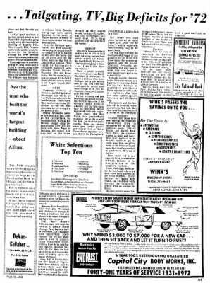 Sunday Gazette-Mail from Charleston, West Virginia on September 10, 1972 · Page 87