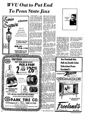 Sunday Gazette-Mail from Charleston, West Virginia on September 10, 1972 · Page 88