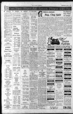 The Ottawa Journal from Ottawa,  on April 1, 1964 · Page 42