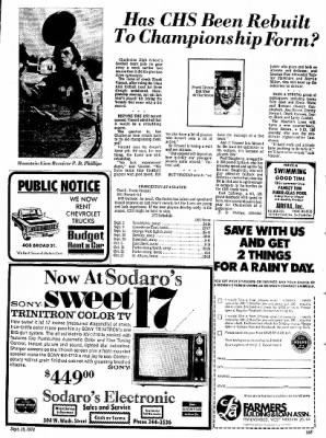 Sunday Gazette-Mail from Charleston, West Virginia on September 10, 1972 · Page 91