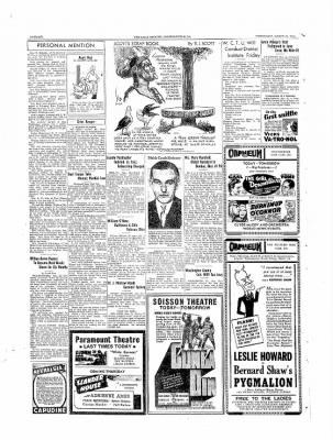 The Daily Courier from Connellsville, Pennsylvania on March 22, 1939 · Page 6