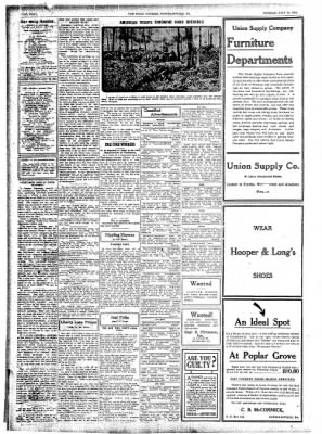 The Daily Courier from Connellsville, Pennsylvania on July 16, 1918 · Page 4