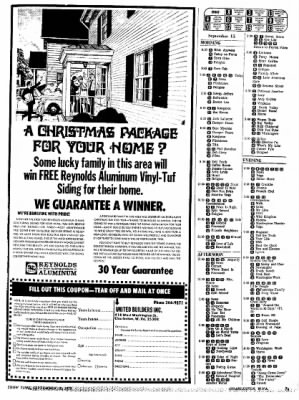 Sunday Gazette-Mail from Charleston, West Virginia on September 10, 1972 · Page 113
