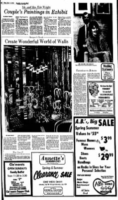 Sunday Gazette-Mail from Charleston, West Virginia on July 7, 1974 · Page 33