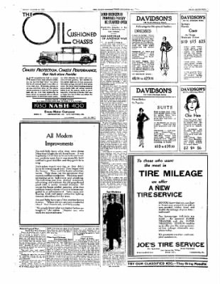 The Daily Courier from Connellsville, Pennsylvania on March 14, 1930 · Page 17
