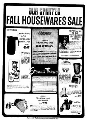 Sunday Gazette-Mail from Charleston, West Virginia on September 10, 1972 · Page 126