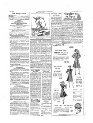 The Daily Courier from Connellsville, Pennsylvania on March 24, 1939 · Page 4