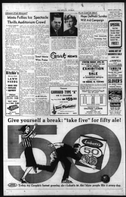 The Ottawa Journal from Ottawa,  on April 3, 1964 · Page 4