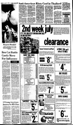 Sunday Gazette-Mail from Charleston, West Virginia on July 7, 1974 · Page 48