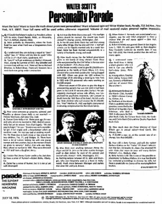 Sunday Gazette-Mail from Charleston, West Virginia on July 18, 1976 · Page 128
