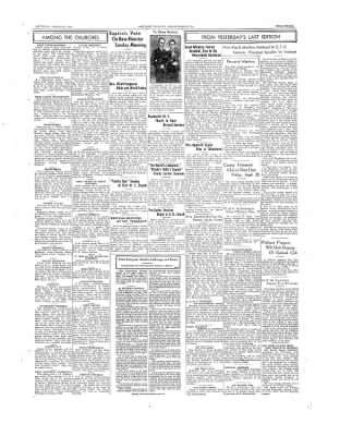 The Daily Courier from Connellsville, Pennsylvania on March 25, 1939 · Page 3