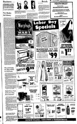 Sunday Gazette-Mail from Charleston, West Virginia on August 31, 1975 · Page 15