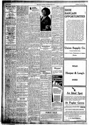 The Daily Courier from Connellsville, Pennsylvania on July 23, 1918 · Page 4