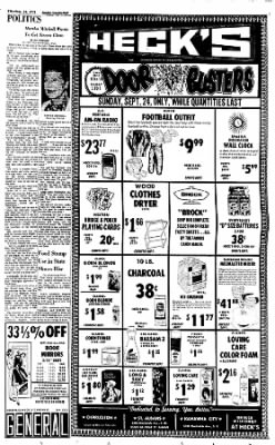 Sunday Gazette-Mail from Charleston, West Virginia on September 24, 1972 · Page 7