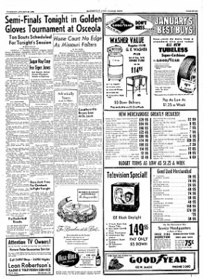The Courier News from Blytheville, Arkansas on January 20, 1955 · Page 7