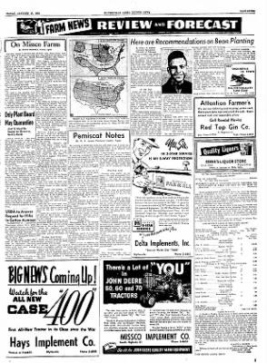 The Courier News from Blytheville, Arkansas on January 21, 1955 · Page 7