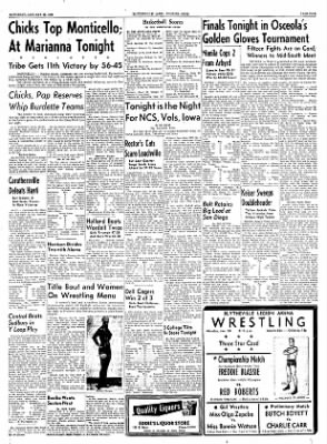 The Courier News from Blytheville, Arkansas on January 22, 1955 · Page 5