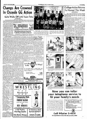The Courier News from Blytheville, Arkansas on January 24, 1955 · Page 7