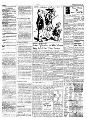 The Courier News from Blytheville, Arkansas on January 25, 1955 · Page 6