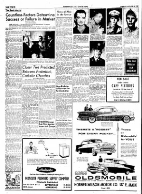 The Courier News from Blytheville, Arkansas on January 25, 1955 · Page 12