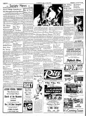 The Courier News from Blytheville, Arkansas on January 26, 1955 · Page 4