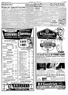 The Courier News from Blytheville, Arkansas on January 27, 1955 · Page 3