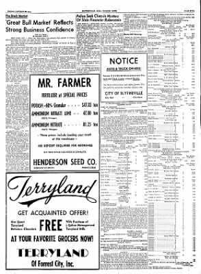 The Courier News from Blytheville, Arkansas on January 28, 1955 · Page 5