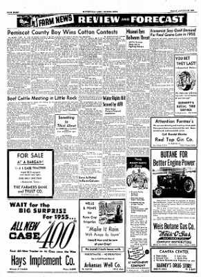 The Courier News from Blytheville, Arkansas on January 28, 1955 · Page 8