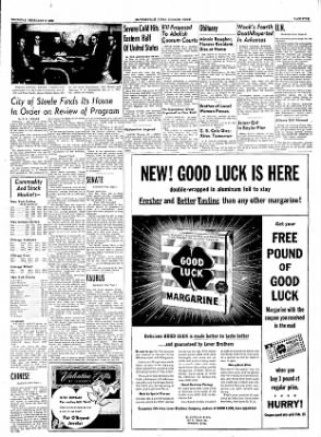 The Courier News from Blytheville, Arkansas on February 3, 1955 · Page 5