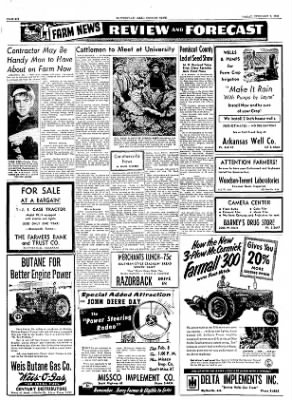 The Courier News from Blytheville, Arkansas on February 4, 1955 · Page 6