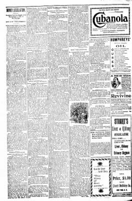 Logansport Pharos-Tribune from Logansport, Indiana on November 26, 1897 · Page 2