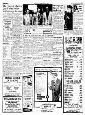 The Courier News from Blytheville, Arkansas on February 4, 1955 · Page 12