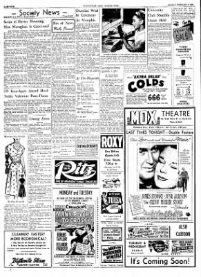 The Courier News from ,  on February 7, 1955 · Page 4