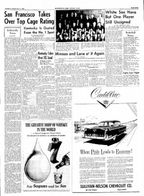 The Courier News from Blytheville, Arkansas on February 8, 1955 · Page 5