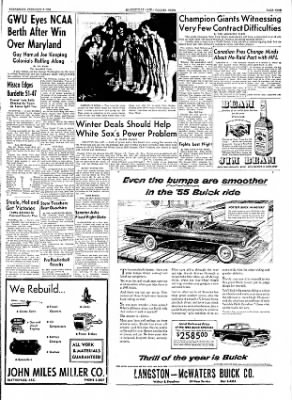 The Courier News from Blytheville, Arkansas on February 9, 1955 · Page 9