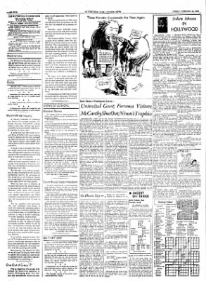 The Courier News from Blytheville, Arkansas on February 11, 1955 · Page 4