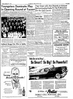 The Courier News from Blytheville, Arkansas on February 11, 1955 · Page 9