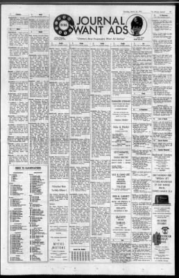 The Ottawa Journal from Ottawa, Ontario, Canada on March 28, 1970 · Page 29