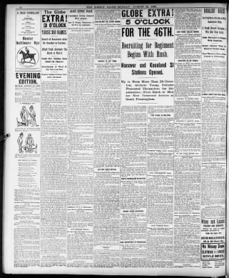 The Boston Globe from Boston, Massachusetts on August 28, 1899 · 10