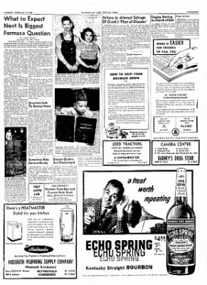 The Courier News from Blytheville, Arkansas on February 15, 1955 · Page 7