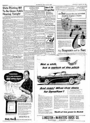 The Courier News from Blytheville, Arkansas on February 16, 1955 · Page 8