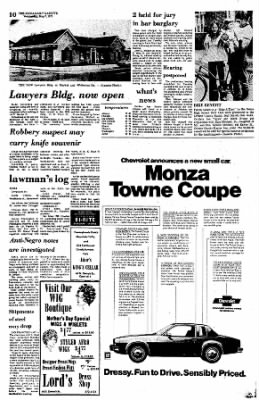 Xenia Daily Gazette from Xenia, Ohio on May 7, 1975 · Page 9