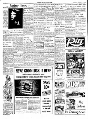 The Courier News from Blytheville, Arkansas on February 17, 1955 · Page 4