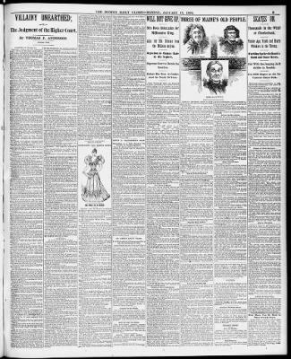 The Boston Globe from Boston, Massachusetts on January 15