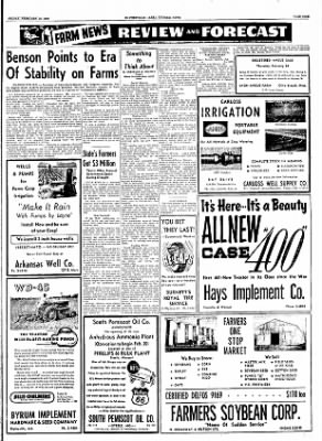 The Courier News from Blytheville, Arkansas on February 18, 1955 · Page 9