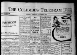 The Columbus Telegram