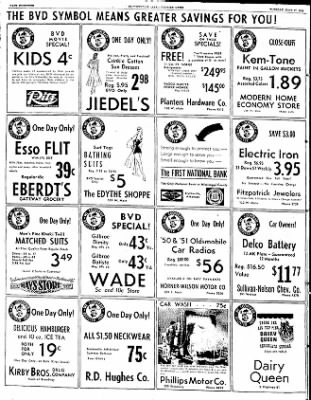 The Courier News from Blytheville, Arkansas on June 17, 1952 · Page 7