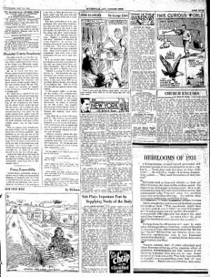 The Courier News from Blytheville, Arkansas on May 13, 1931 · Page 7